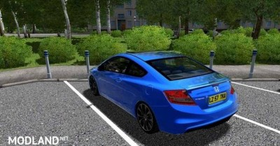 Honda Civic Si 2013 [1.2.5], 3 photo